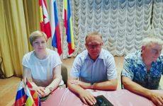 Рабочий визит в Вареновское сельское поселение